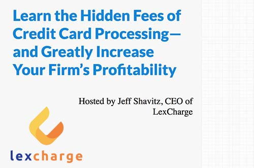 Learn the Hidden Fees of Credit Card Processing
